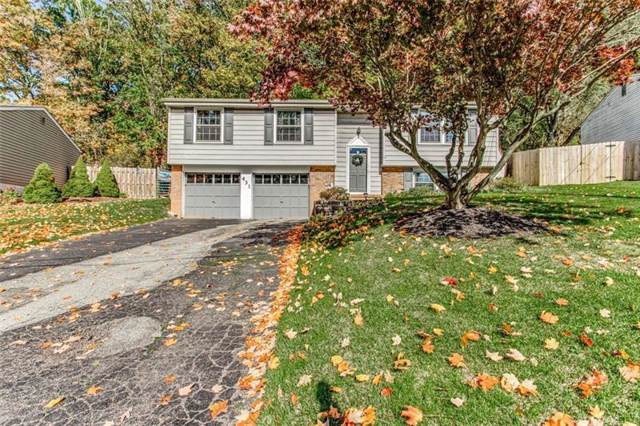 431 Tivoli Road, Plum Boro, PA 15239 (MLS #1423815) :: Broadview Realty