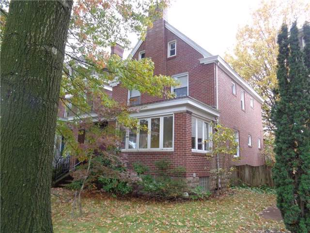 1024 East End Avenue, Regent Square, PA 15221 (MLS #1424353) :: Broadview Realty