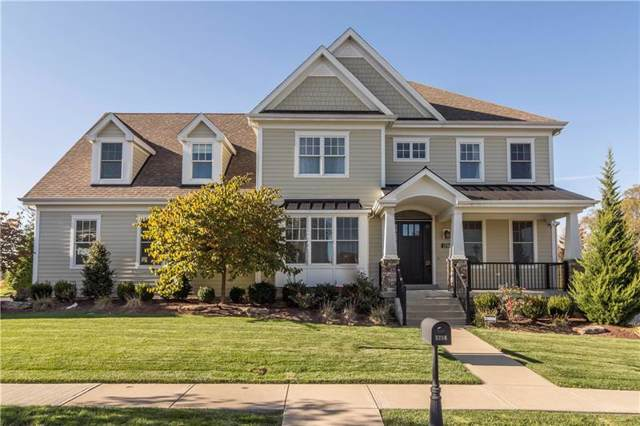 1256 Newbury Highland, South Fayette, PA 15017 (MLS #1424729) :: Dave Tumpa Team