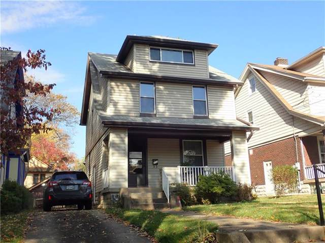 212 Lincoln Ave, Regent Square, PA 15218 (MLS #1424797) :: Broadview Realty