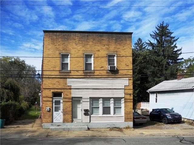 806 Mclaughlin Run Rd, Bridgeville, PA 15017 (MLS #1425073) :: RE/MAX Real Estate Solutions