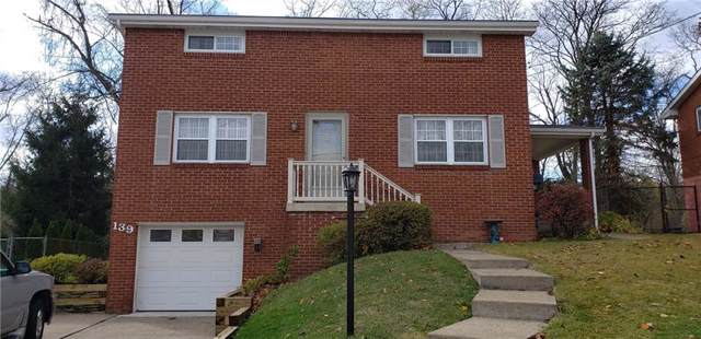 139 Yosemite Dr, Penn Hills, PA 15235 (MLS #1425292) :: Broadview Realty