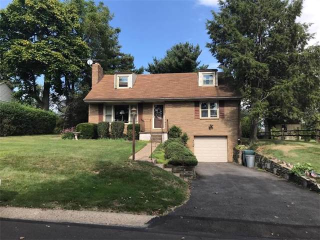 533 Moreland Dr, Mt. Lebanon, PA 15243 (MLS #1425348) :: RE/MAX Real Estate Solutions
