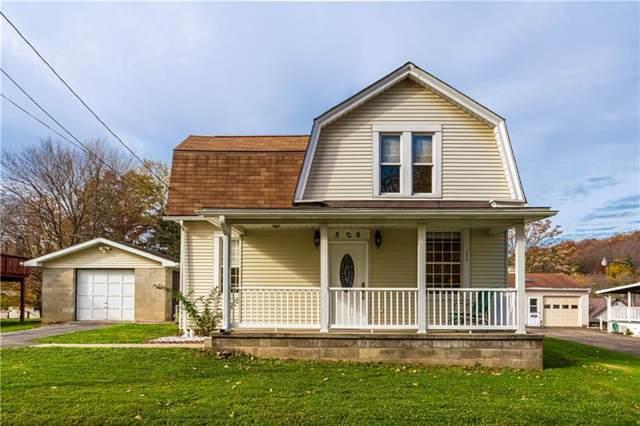 506 Pearl Street, Mars Boro, PA 16046 (MLS #1425394) :: Broadview Realty