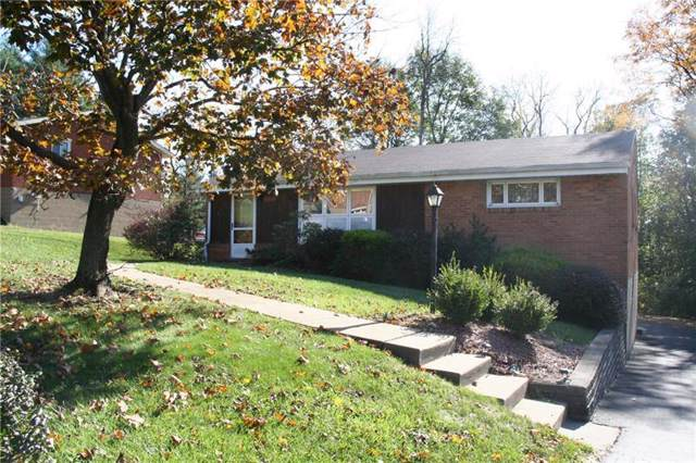 116 Holly Hill Dr, Ross Twp, PA 15237 (MLS #1425403) :: RE/MAX Real Estate Solutions
