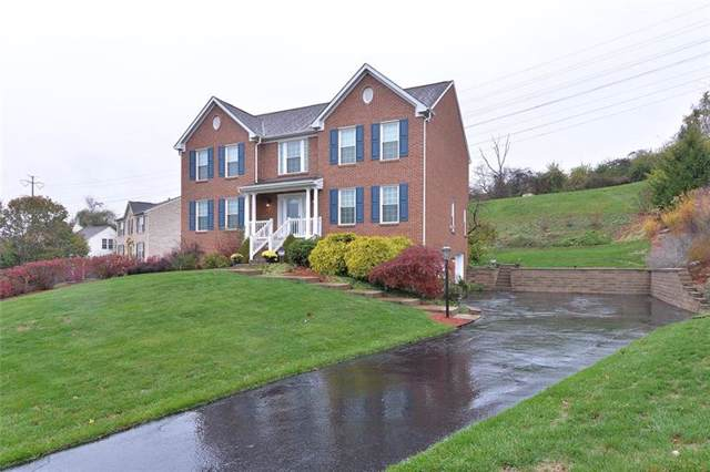 401 Heather Ln, Robinson Twp - Nwa, PA 15205 (MLS #1425759) :: Broadview Realty