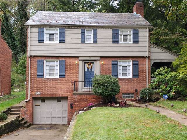 50 Iroquois Dr, Mt. Lebanon, PA 15228 (MLS #1425806) :: RE/MAX Real Estate Solutions