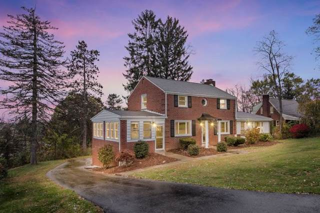 2011 Mohawk Road, Upper St. Clair, PA 15241 (MLS #1425809) :: Broadview Realty