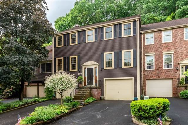 101 Saybrook Harbor, Bradford Woods, PA 15015 (MLS #1425841) :: Dave Tumpa Team