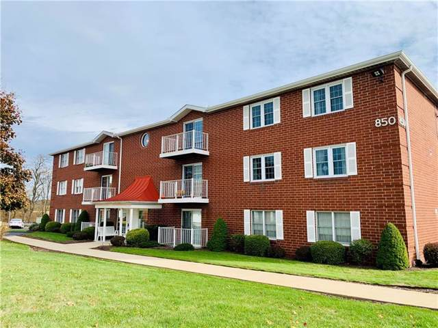 850 S Main St #104, South Strabane, PA 15301 (MLS #1425912) :: RE/MAX Real Estate Solutions