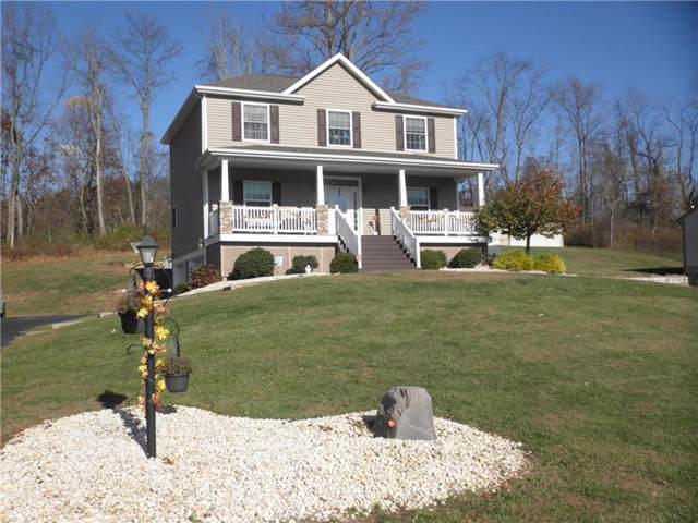 1140 Red Tail Hollow, N Franklin Twp, PA 15301 (MLS #1425981) :: Broadview Realty