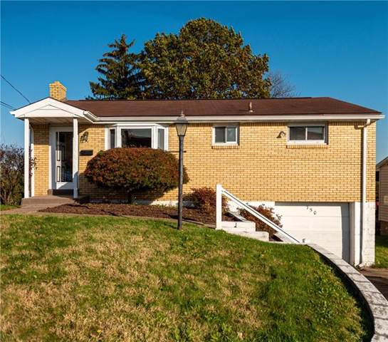 750 Centre Avenue, Shaler, PA 15215 (MLS #1426137) :: RE/MAX Real Estate Solutions