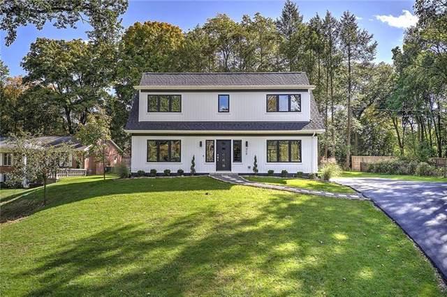 408 Mckown Lane, Osborne Boro, PA 15143 (MLS #1426154) :: Broadview Realty