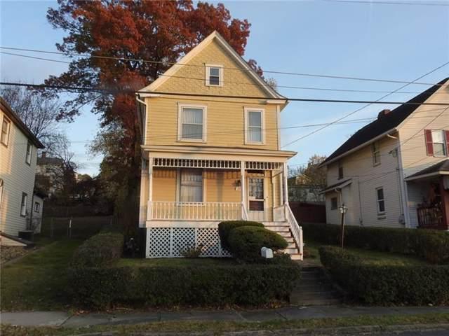 394 Burton Ave, City Of Washington, PA 15301 (MLS #1426190) :: RE/MAX Real Estate Solutions