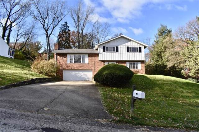 533 Clair Dr, Upper St. Clair, PA 15241 (MLS #1426231) :: Broadview Realty