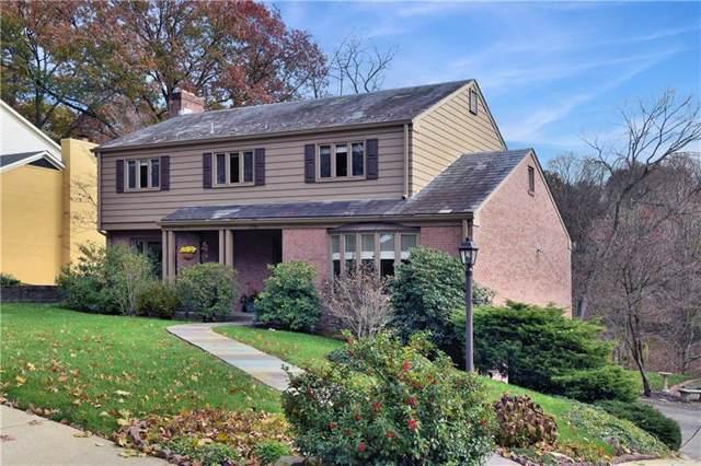 796 Flint Ridge Road, Mt. Lebanon, PA 15243 (MLS #1426331) :: RE/MAX Real Estate Solutions