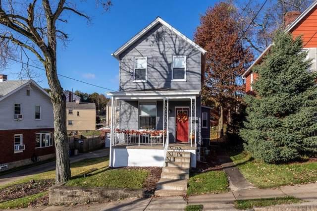 322 Bellbrook St, Brookline, PA 15226 (MLS #1426359) :: Broadview Realty
