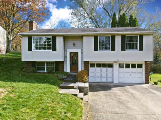 3017 Amy Drive, South Park, PA 15129 (MLS #1426365) :: Broadview Realty