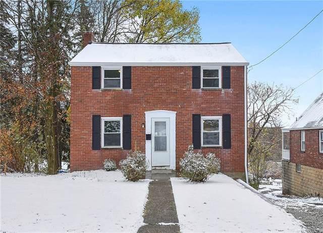 1627 Doyle St, Blackridge, PA 15221 (MLS #1426644) :: Broadview Realty