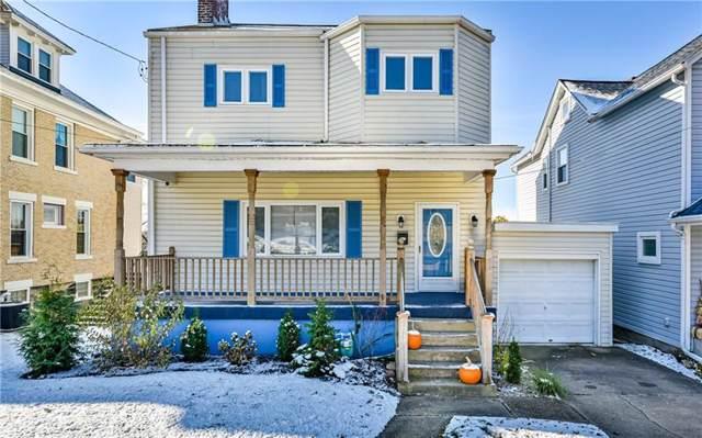 31 Wheeler Avenue, Ingram, PA 15205 (MLS #1426691) :: Broadview Realty
