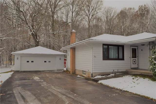 839 Clarksville Rd., Coolspring Twp, PA 16137 (MLS #1426716) :: Dave Tumpa Team
