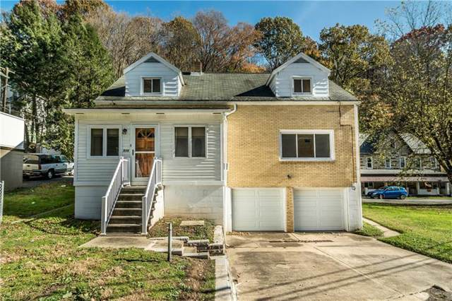 516 Washington St, Wilkins Twp, PA 15145 (MLS #1426862) :: RE/MAX Real Estate Solutions