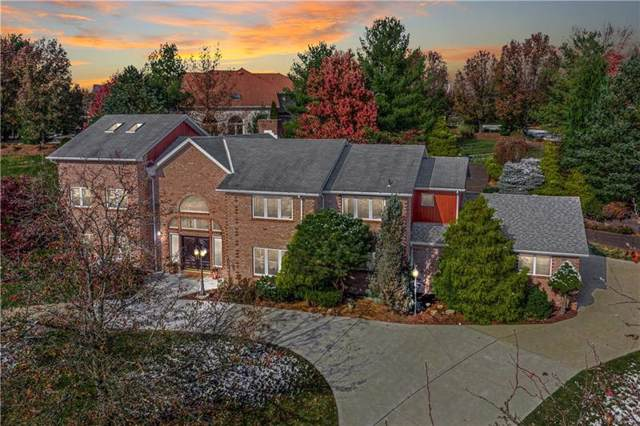 1481 Dominion Ct, Upper St. Clair, PA 15241 (MLS #1426887) :: Broadview Realty