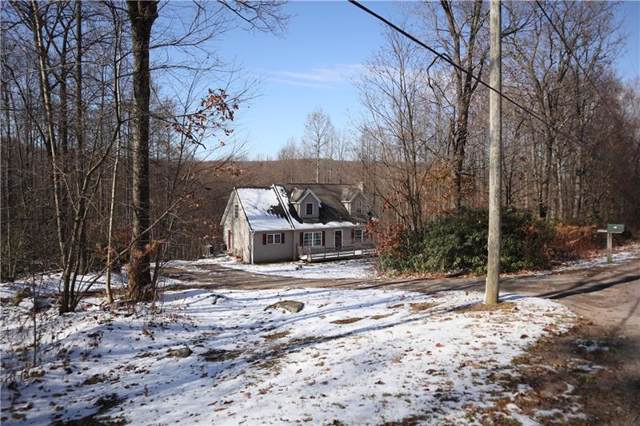 141 New Beaver Creek Road, Henry Clay Twp, PA 15459 (MLS #1426933) :: Dave Tumpa Team