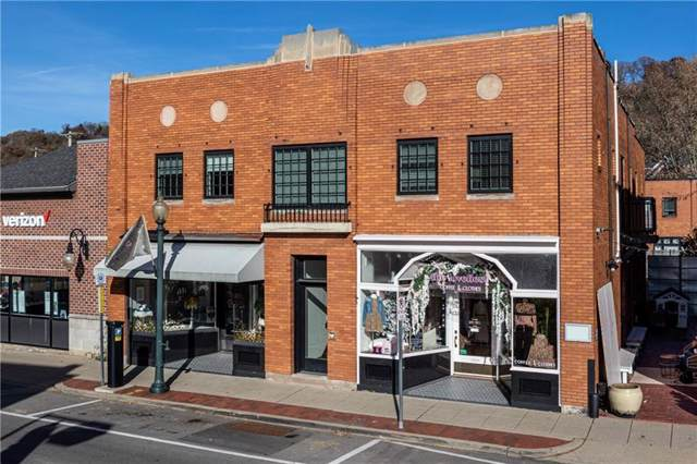 541-545 Beaver St, Sewickley, PA 15143 (MLS #1426979) :: RE/MAX Real Estate Solutions