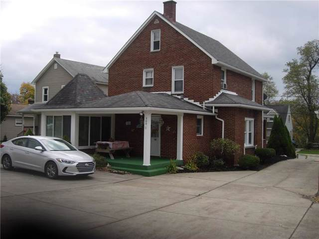 300 Wampum Avenue, Ellwood City - Law, PA 16117 (MLS #1426985) :: RE/MAX Real Estate Solutions