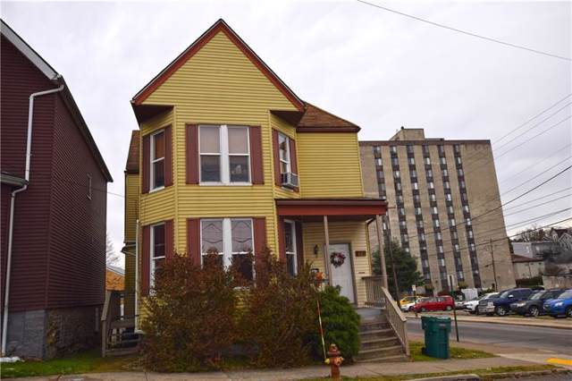 128 W 2nd St, City Of Greensburg, PA 15601 (MLS #1427083) :: Broadview Realty