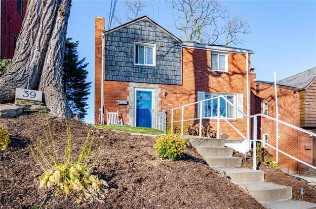 39 Rosemont Ave, Mt. Lebanon, PA 15228 (MLS #1427173) :: RE/MAX Real Estate Solutions