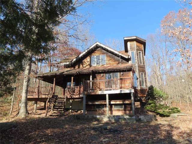 335 Dinner Bell Ohiopyle Rd, Henry Clay Twp, PA 15437 (MLS #1427393) :: Dave Tumpa Team