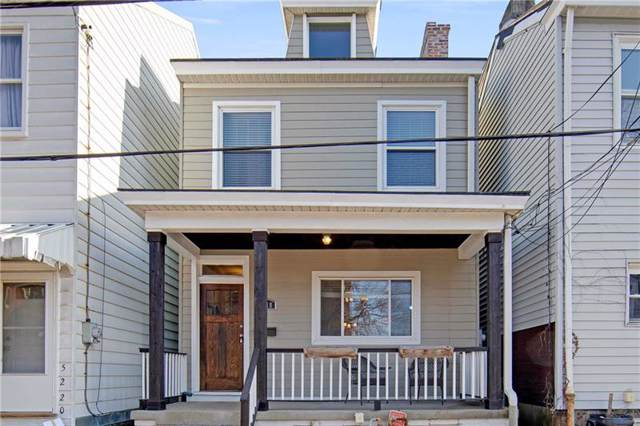 5218 Holmes Street, Lawrenceville, PA 15201 (MLS #1427527) :: RE/MAX Real Estate Solutions
