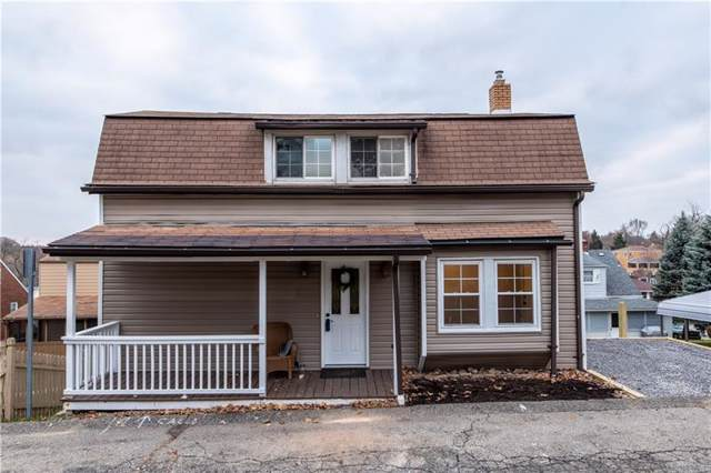 108 4th Avenue, Ross Twp, PA 15229 (MLS #1427848) :: Broadview Realty