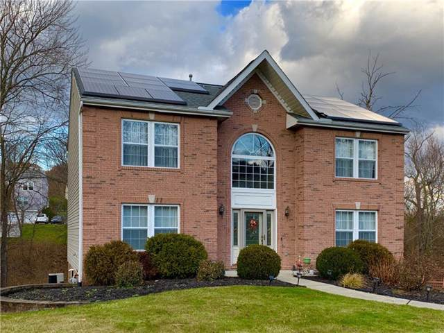 2020 Blossom Dr, Richland, PA 15044 (MLS #1428224) :: Broadview Realty