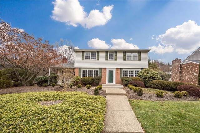 1836 Stage Dr, Mccandless, PA 15101 (MLS #1428467) :: Broadview Realty