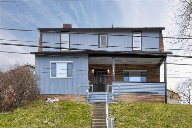 962 Rockwood Ave, Mt. Lebanon, PA 15234 (MLS #1428498) :: Broadview Realty