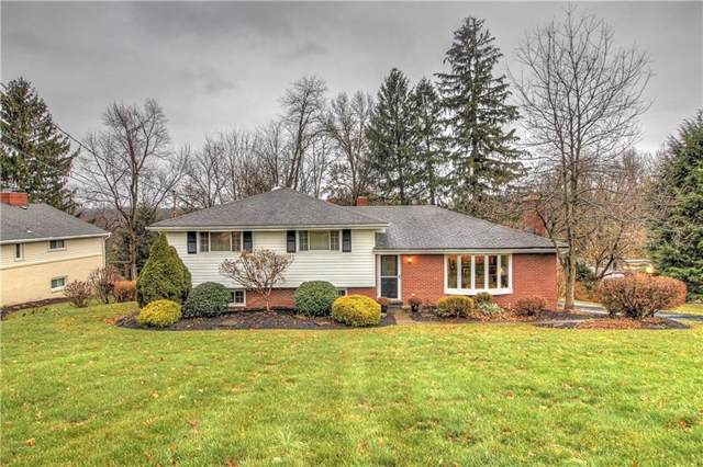 2443 Maryland Dr, Upper St. Clair, PA 15241 (MLS #1428534) :: Broadview Realty