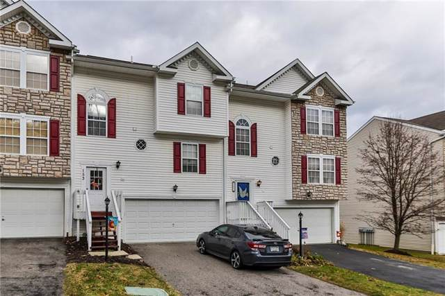 153 Mountain Drive, Carnegie, PA 15106 (MLS #1428667) :: Dave Tumpa Team