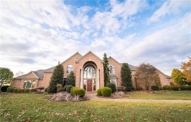 214 Bella Vista Lane, Peters Twp, PA 15367 (MLS #1428754) :: Dave Tumpa Team