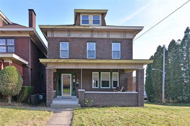 1725 Kleber St, Brighton Heights, PA 15212 (MLS #1428828) :: RE/MAX Real Estate Solutions