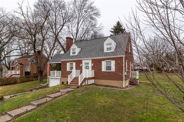 114 Marzolf Road Ext, Shaler, PA 15209 (MLS #1429009) :: RE/MAX Real Estate Solutions