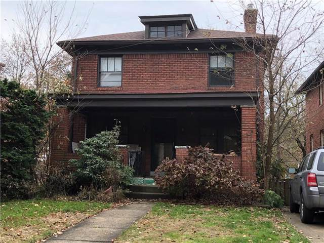 5422 Wilkins Ave., Squirrel Hill, PA 15217 (MLS #1429082) :: RE/MAX Real Estate Solutions