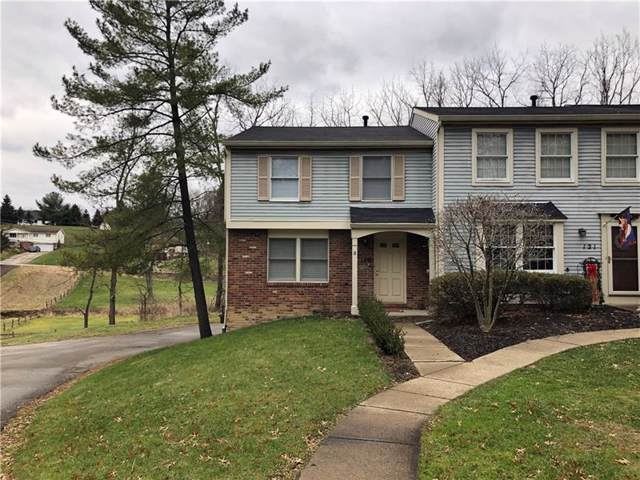 119 Grouse Ct #16, Peters Twp, PA 15367 (MLS #1429092) :: Broadview Realty