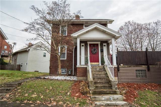 221 Mercer Ave, Munhall, PA 15120 (MLS #1429112) :: RE/MAX Real Estate Solutions