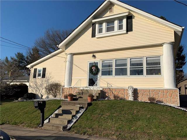 207 E Fairmont Ave., New Castle/2Nd, PA 16105 (MLS #1429134) :: Broadview Realty