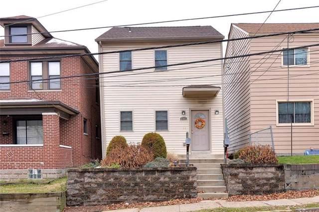 302 Bigham Street, Mt Washington, PA 15211 (MLS #1429139) :: RE/MAX Real Estate Solutions