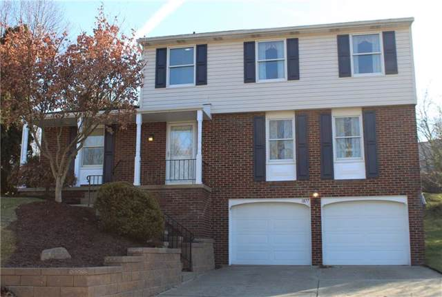1877 Riggs Rd, South Park, PA 15129 (MLS #1429151) :: RE/MAX Real Estate Solutions