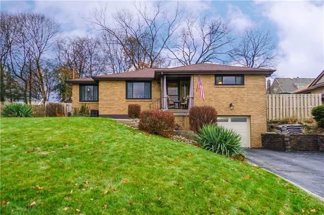 9 Jefferson St, Kennedy Twp, PA 15108 (MLS #1429400) :: Broadview Realty